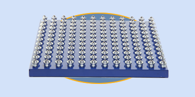 Ball Transfer Tables Roll A Way Conveyors Inc